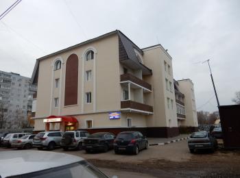 Новостройка ЖК на ул. Володарского